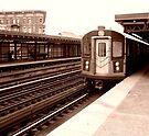 Train Station V2 by C. Rodriguez