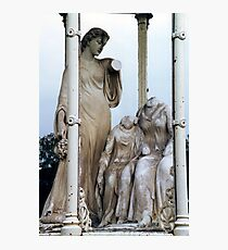Stirling Statuary Photographic Print