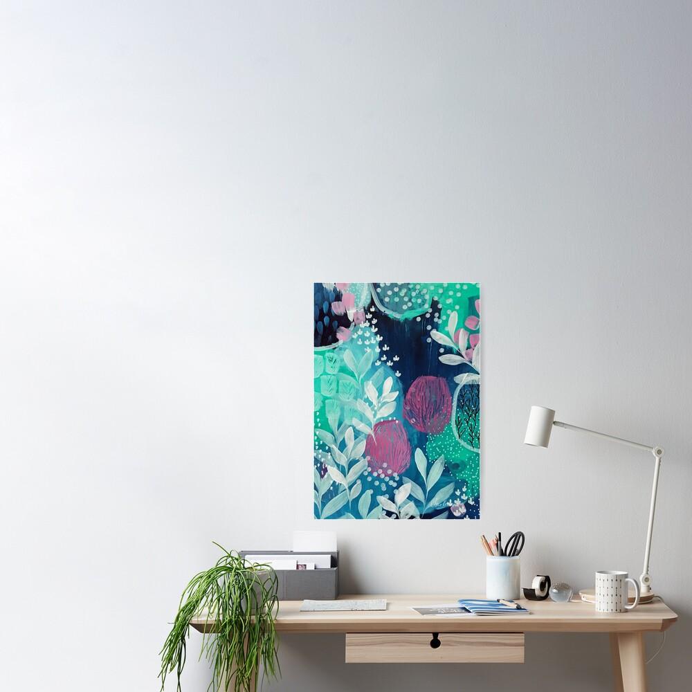 Dappled Light Poster