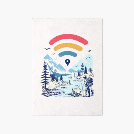 Internet Explorer Art Board Print