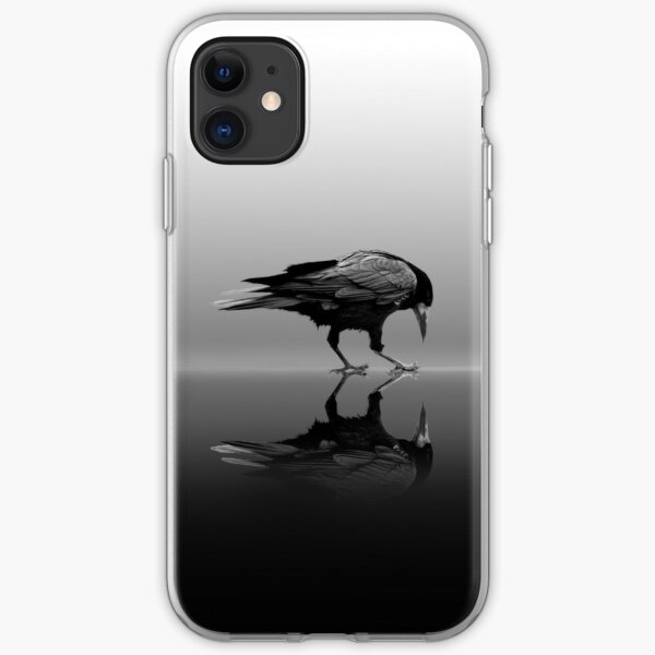 iCrow iPhone Soft Case