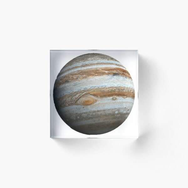 Jupiter Acrylblock