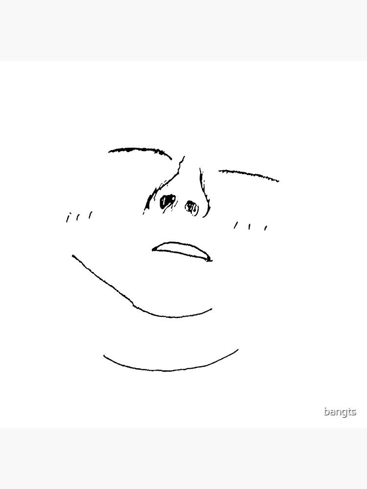 BTS Suga Birthday Doodle de bangts