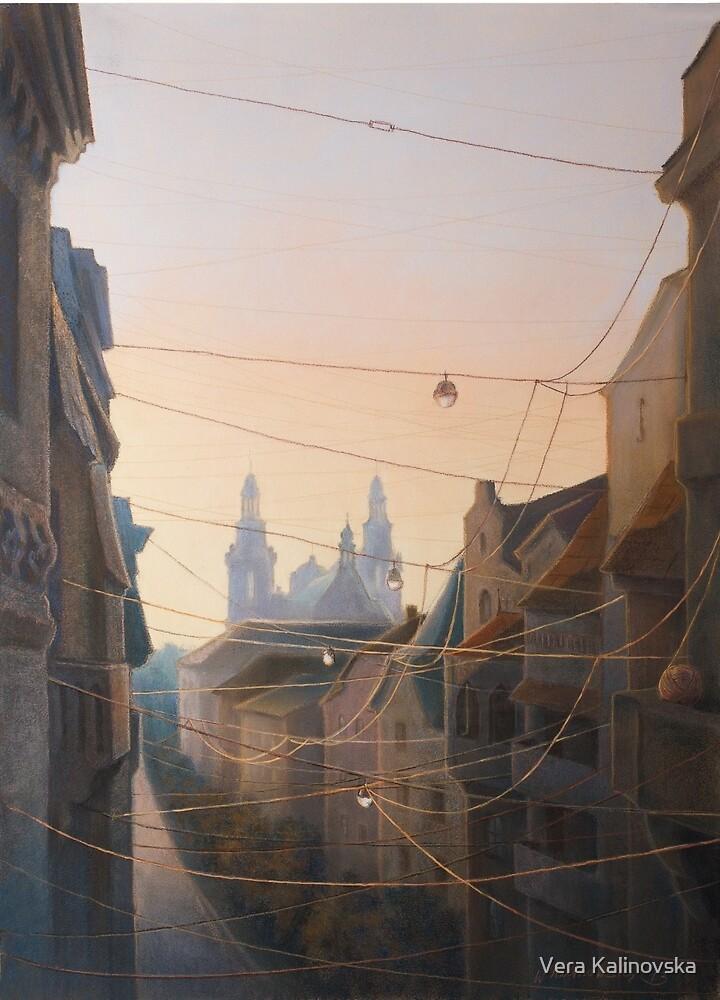 Networks of Fates by Vira Kalinovska