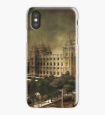 Salt Lake City iPhone Case/Skin