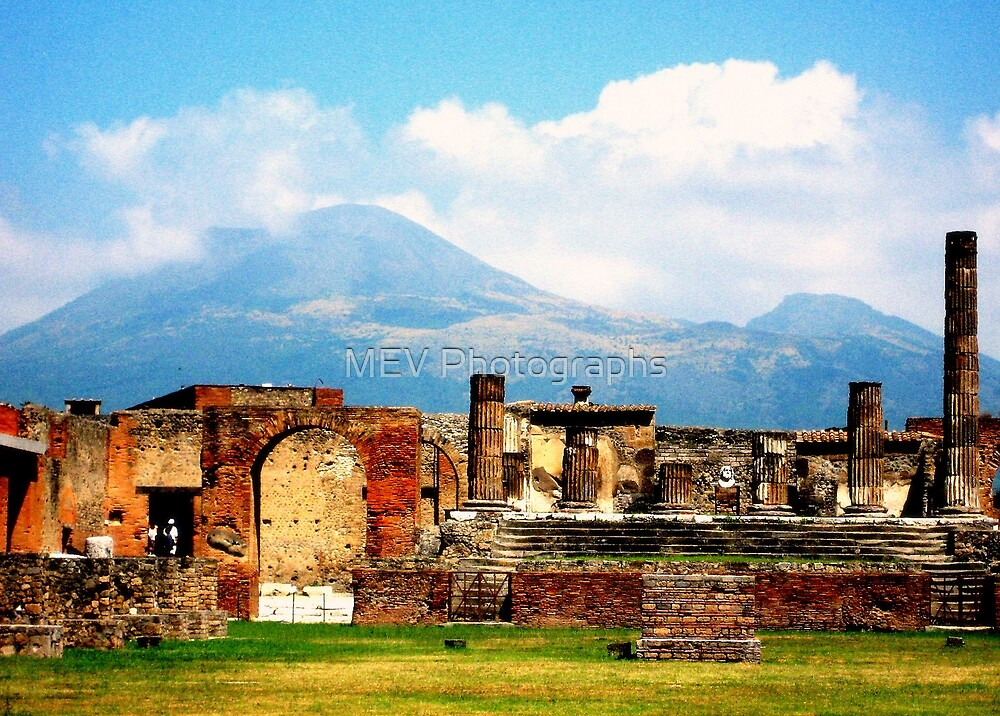 Pompeii by MEV Photographs