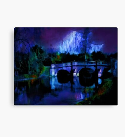 Bridge... Canvas Print