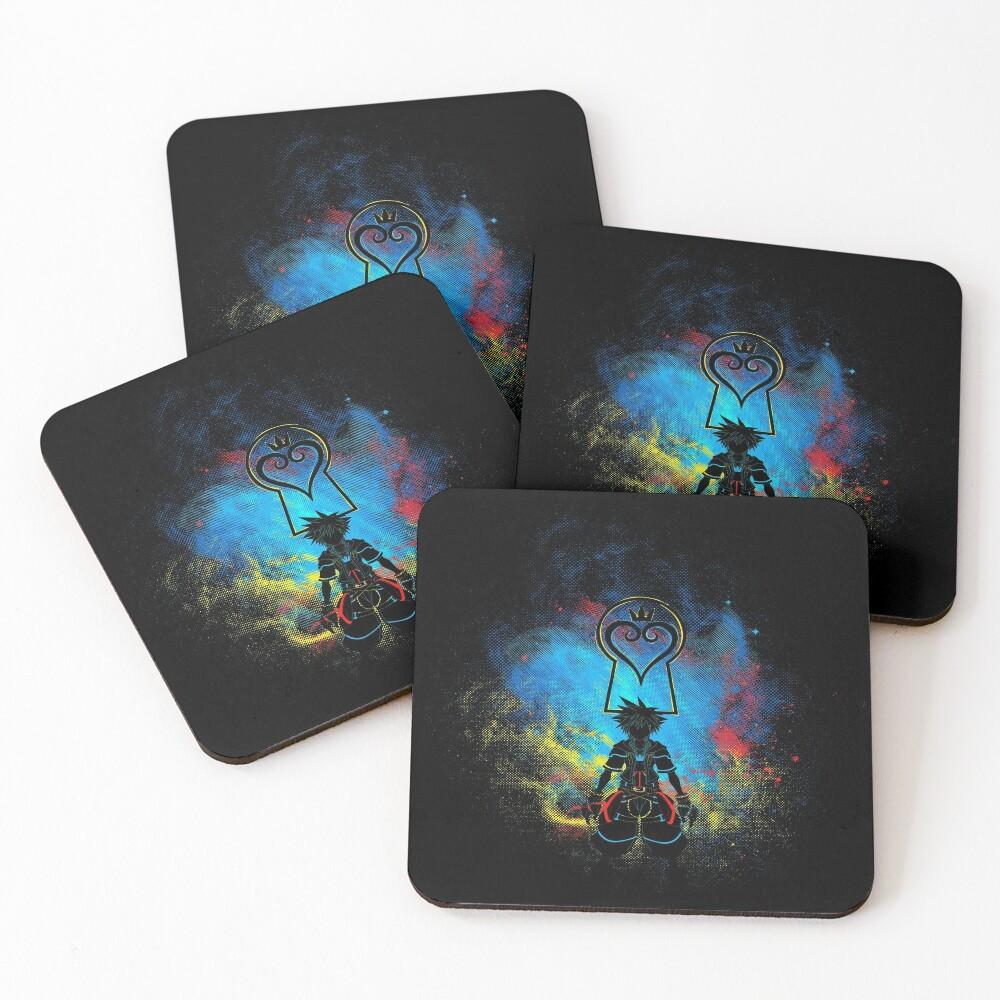 Kingdom Art Coasters (Set of 4)