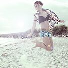 Beach Happyness by Robert Drobek