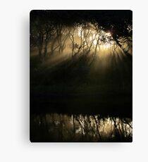 Last Light Canvas Print