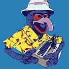 Gonzo Journalism by Thomas Orrow