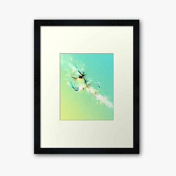 theSweetness Framed Art Print