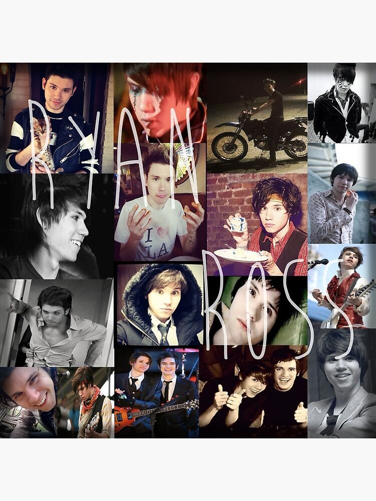 Ryan Ross collage collection n__n von milliontheearth