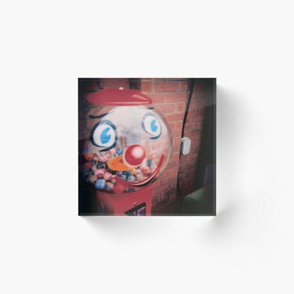 Bubble Boy Acrylic Block