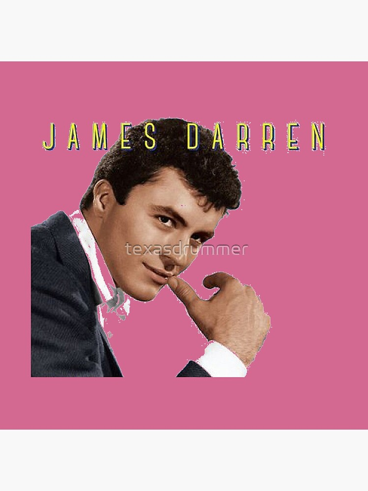 James Darren by texasdrummer