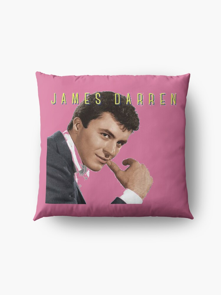 Alternate view of James Darren Floor Pillow