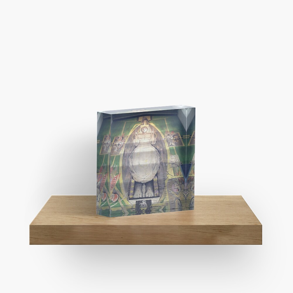Sutherland tapestry, Coventry Cathedral Acrylic Block