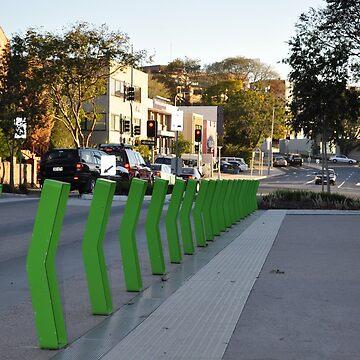 Green Boomerang Posts by coirodo