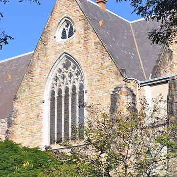 St Andrews Church by coirodo