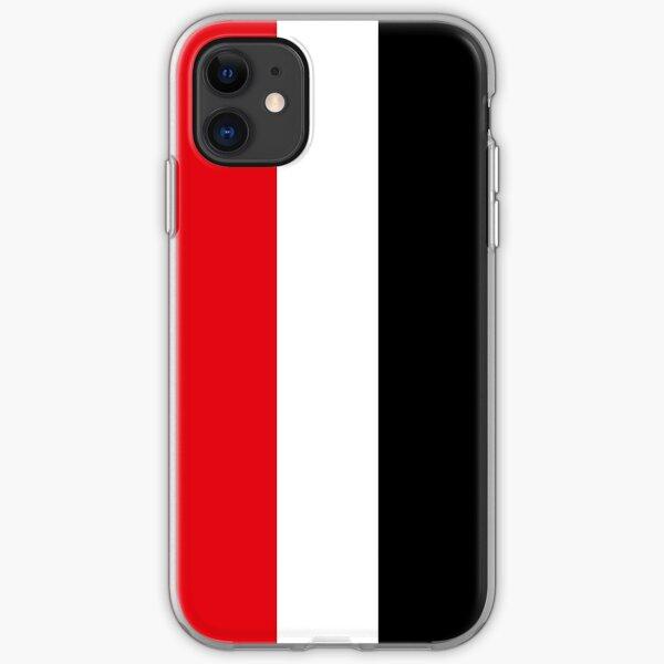 St Kilda FC colours iPhone case iPhone Soft Case