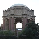 Palace of Fine Art in San Francisco by Missy Yoder