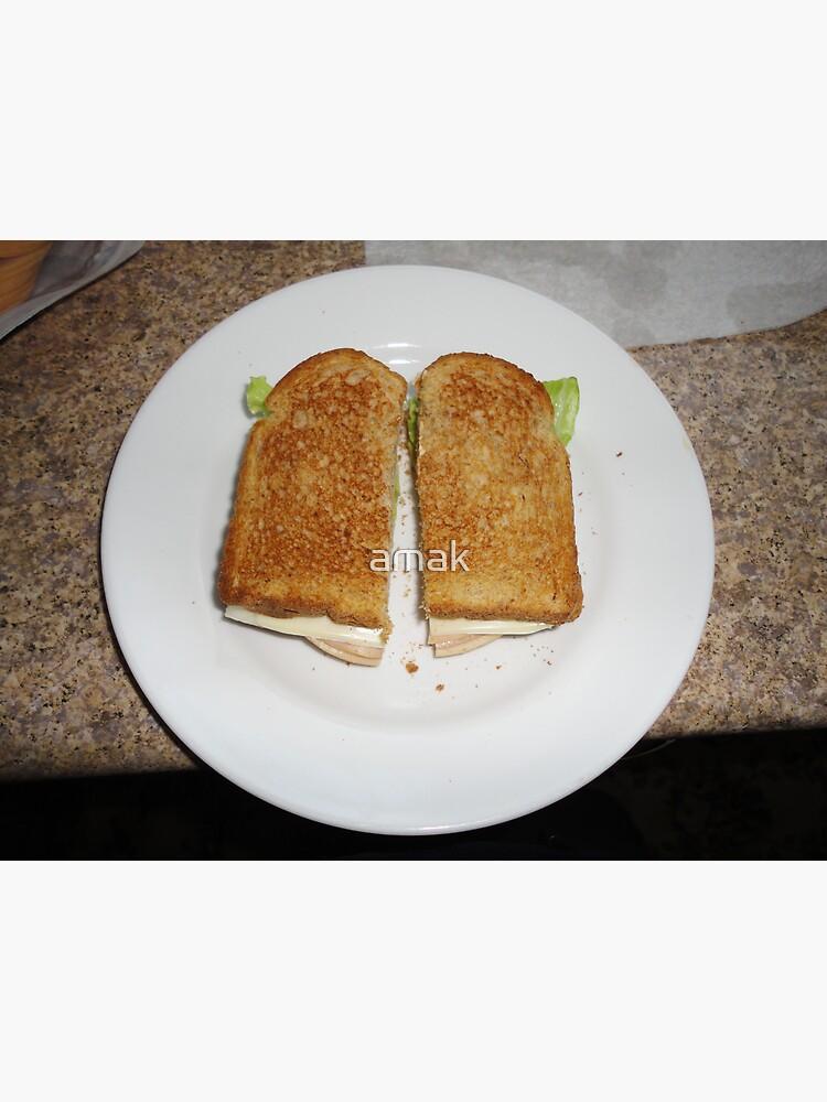 Sandwich by amak