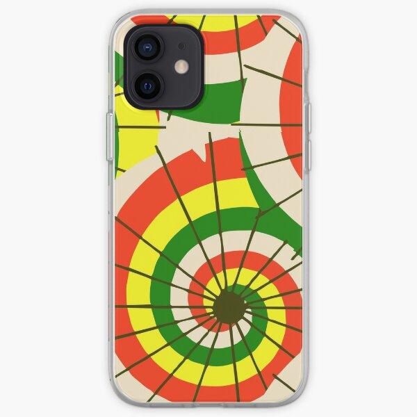 Shiny Parasol iPhone Soft Case