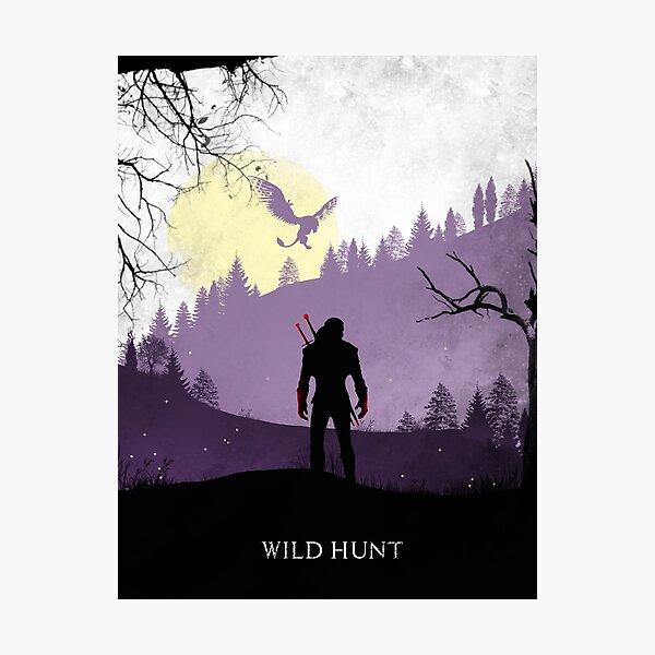 Wild Hunt Photographic Print