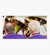 Brass Band Photographic Print