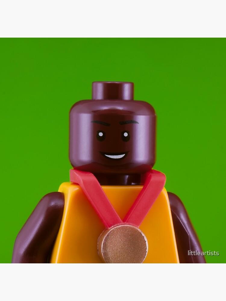 Usain Bolt Portrait by littleartists
