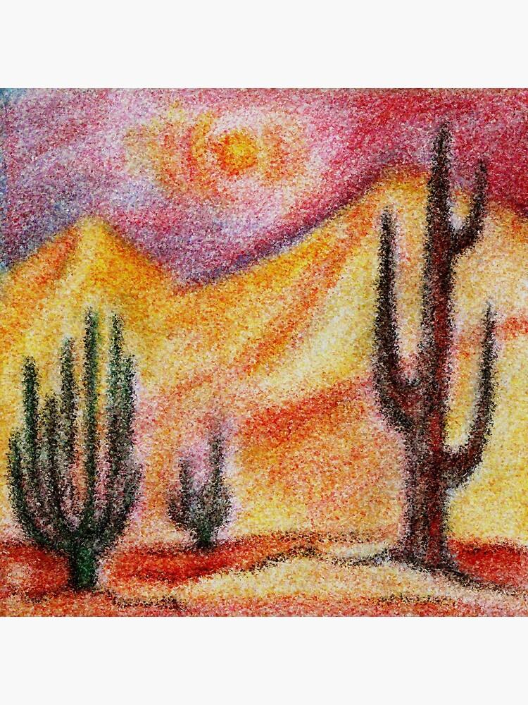 Desert by Anthropolog