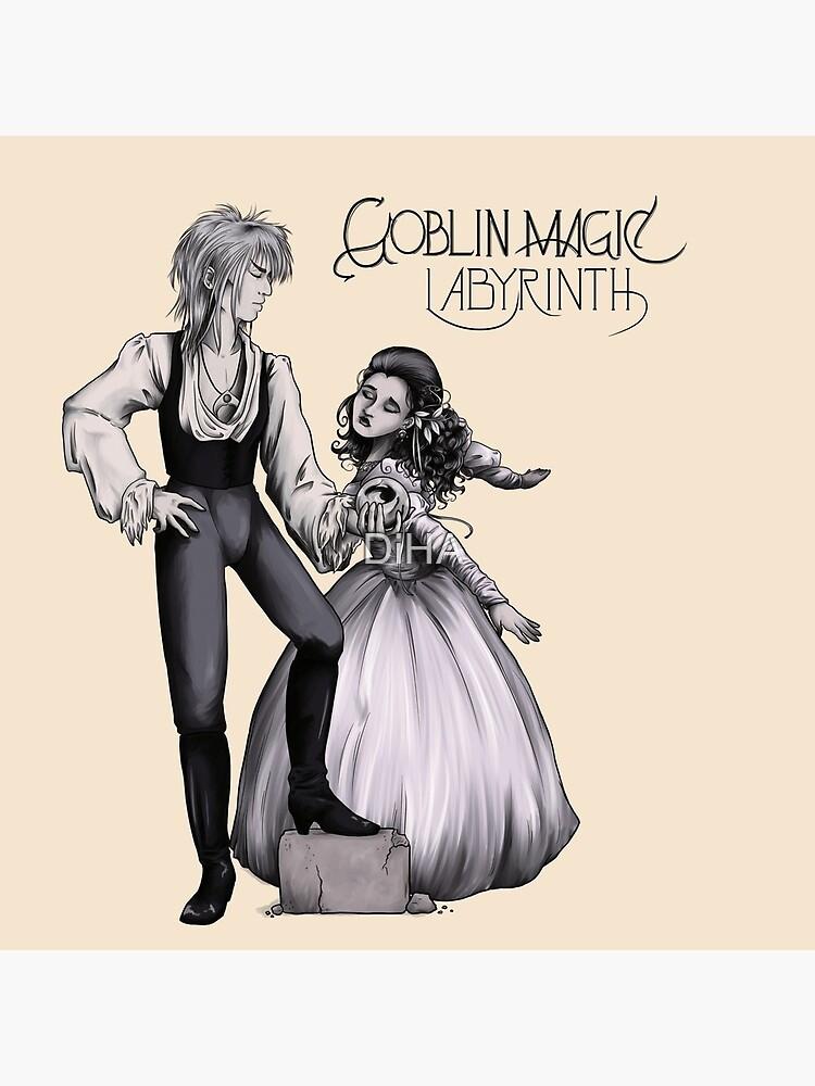 Goblin Magic by DiHA