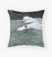 Any Swell Will Do Throw Pillow