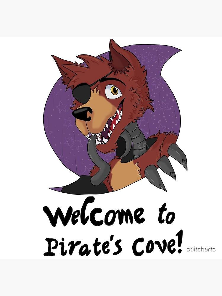Foxy - Piratenbucht von stiitcharts