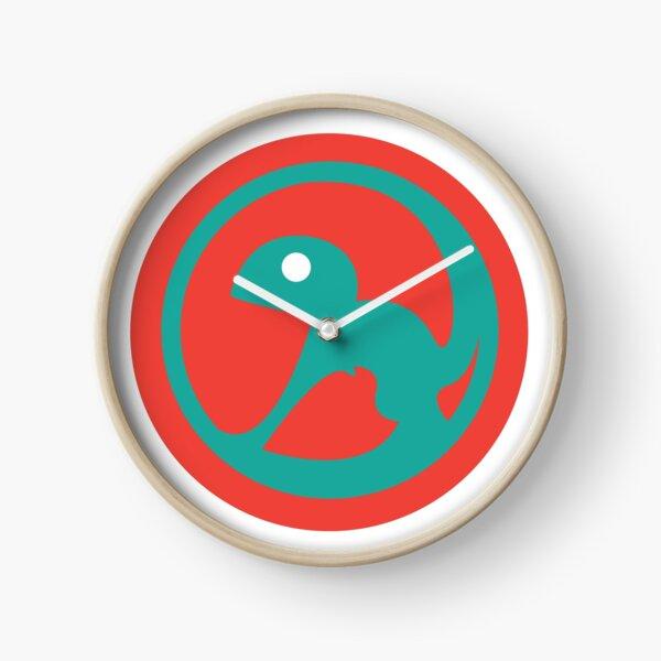 Captain A-lizard-ca Clock