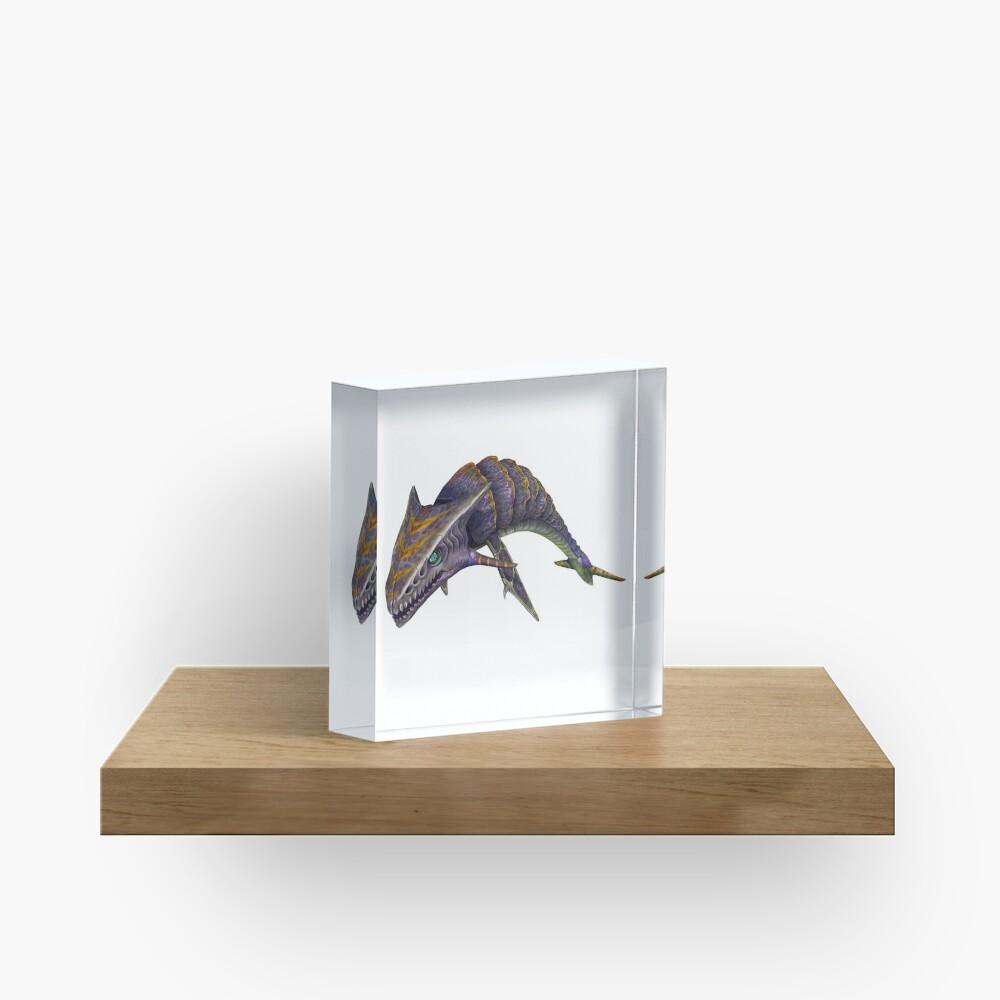 Boneshark Acrylic Block