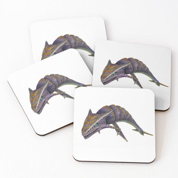Boneshark Coasters (Set of 4)