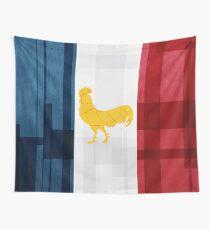 Frankreich Wandbehang