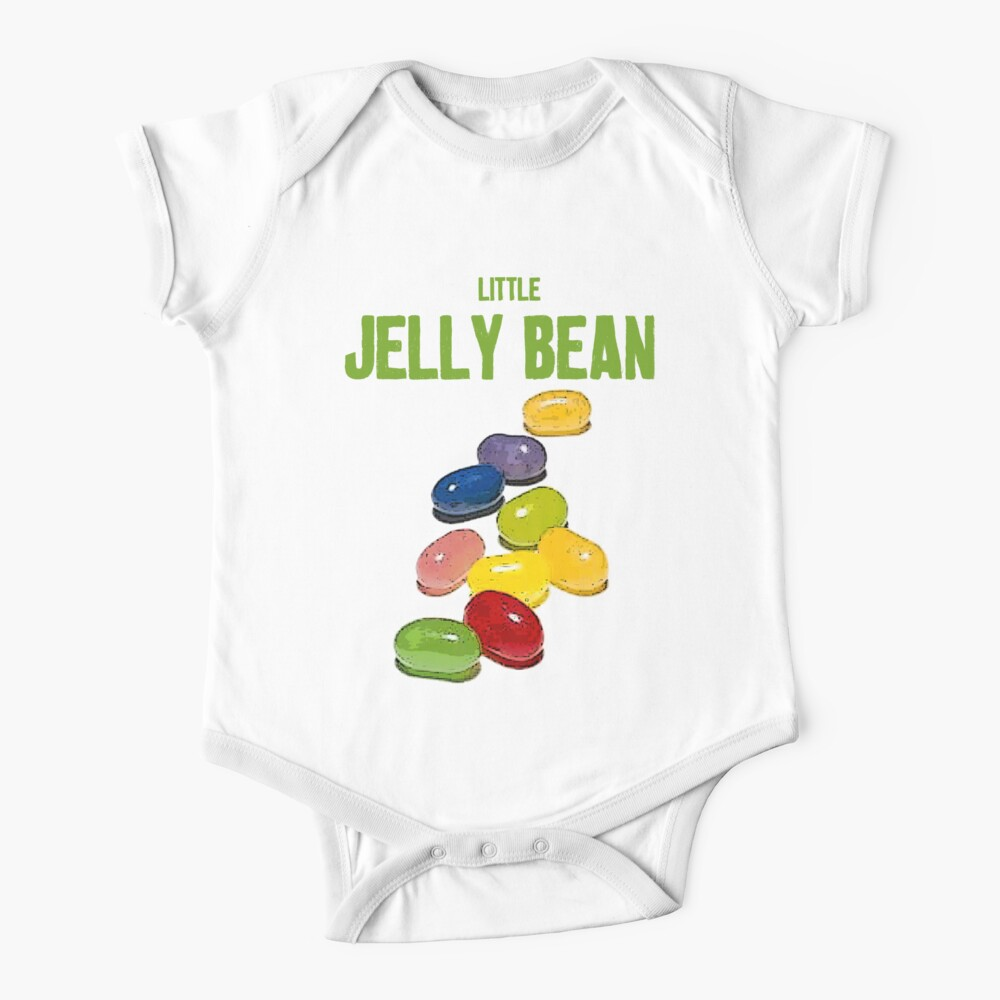 Jelly Bean Baby One-Piece