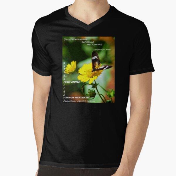 COMMON WANDERER V-Neck T-Shirt