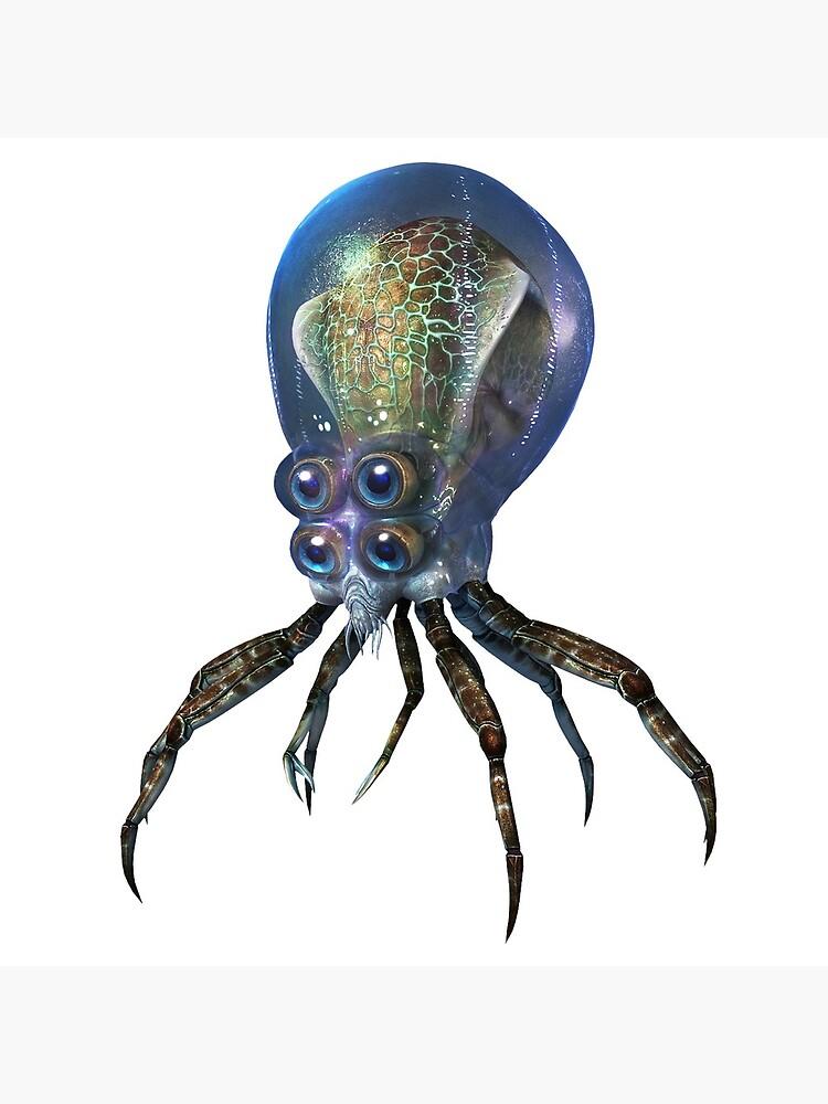 Crabsquid de UnknownWorlds