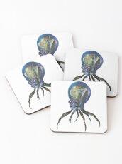 Crabsquid Coasters