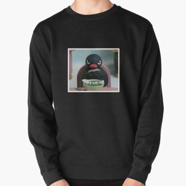 Pingu The Penguin Angry - Noot Noot Pullover Sweatshirt