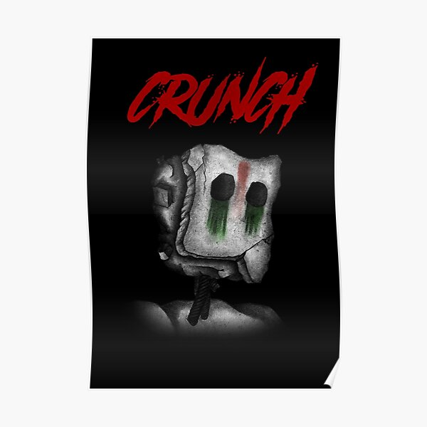 CRUNCH SCP-173 Poster