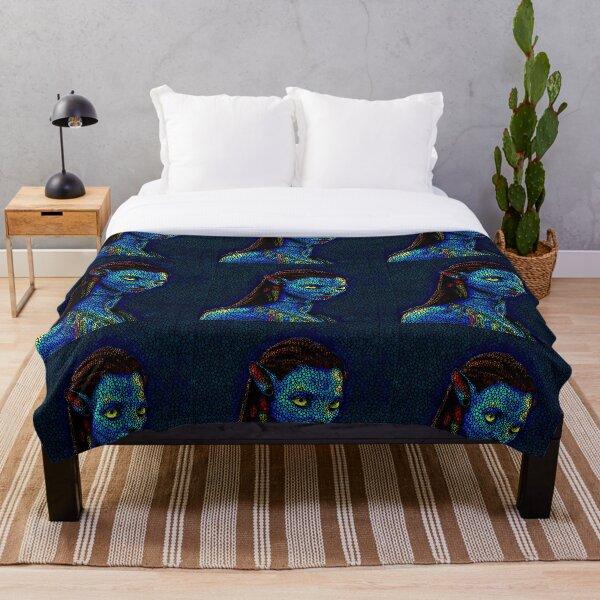 Neytiri (Avatar) Throw Blanket