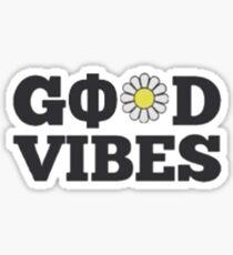 Good Vibes w/ Phi Sticker