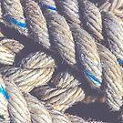 Crossing sling rope by Alexander Nedviga