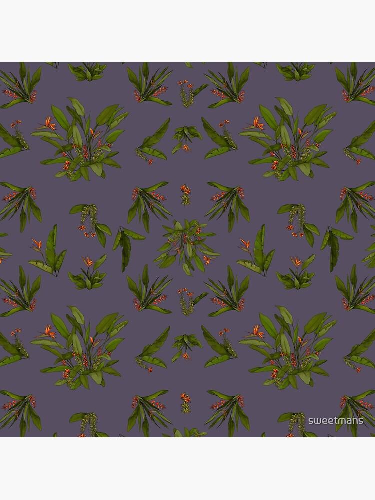 Paradise Pattern de sweetmans