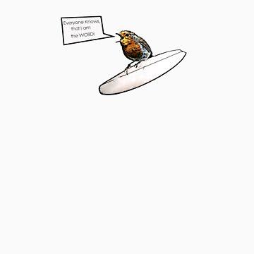 Surfin' Bird... by gavinkingphotography