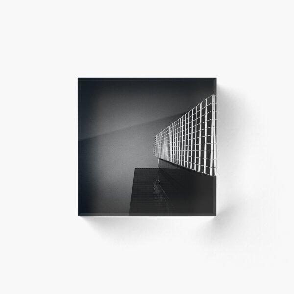 Downtown Acrylic Block